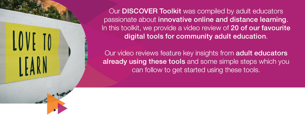 Discover Toolkit